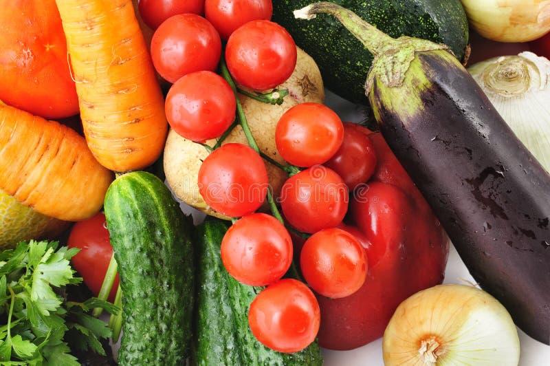 Vegetable предпосылка стоковое изображение rf