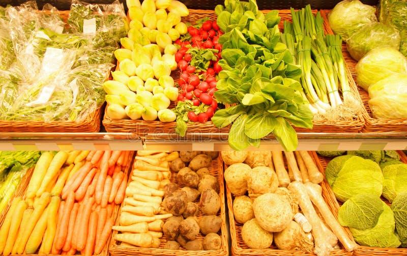 Vegetable рынок стоковое фото