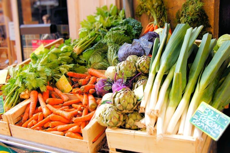 Vegetable рынок стоковые фото