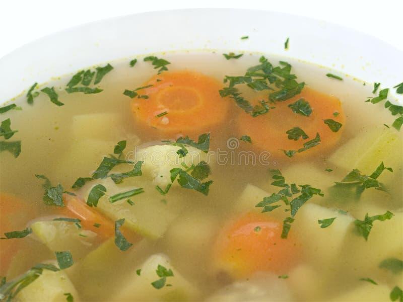 Vegetable суп стоковая фотография rf