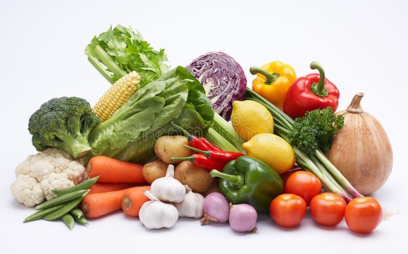 Vegetable stock image