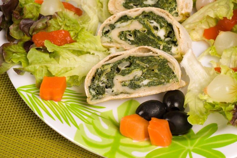 Download Vegetable Arrollado Royalty Free Stock Photography - Image: 25820287