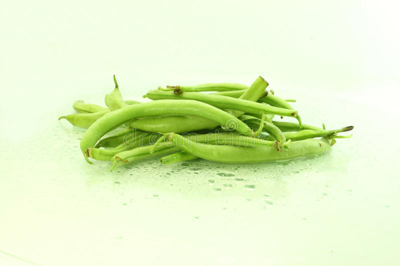 Vegetable beans royalty free stock photo