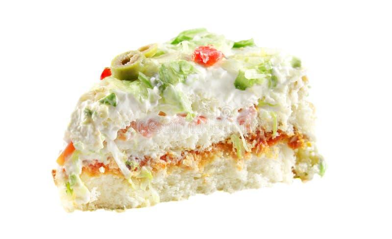 Download Vegetable cake stock image. Image of eating, vegetable - 27596923