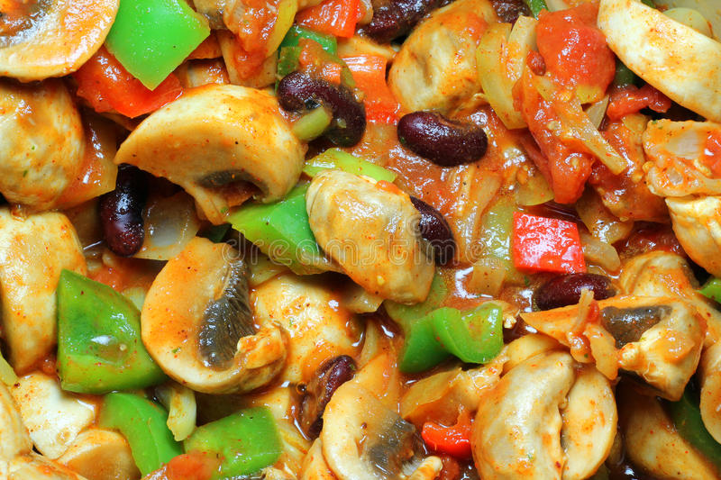 Vegetable chilli background. royalty free stock photo