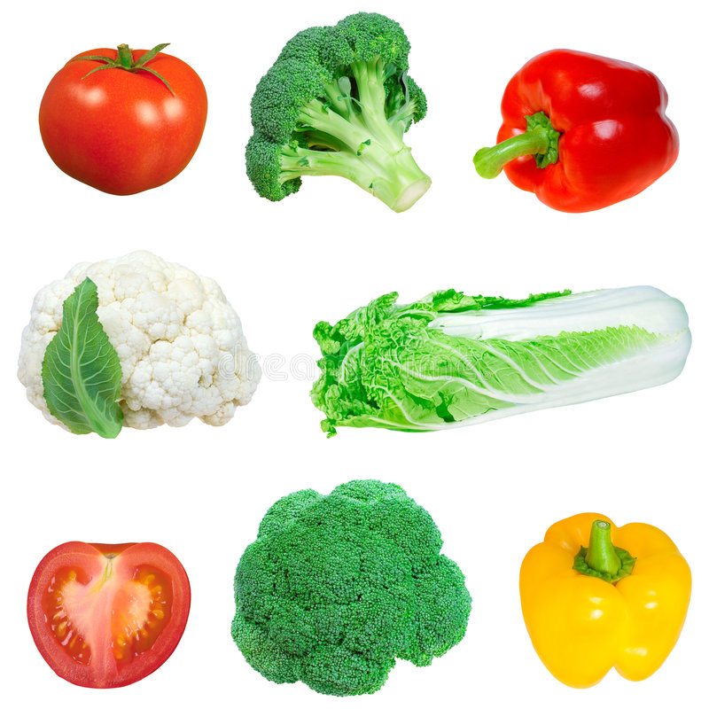 Download Vegetable collection stock photo. Image of cabbage, lunch - 7533968