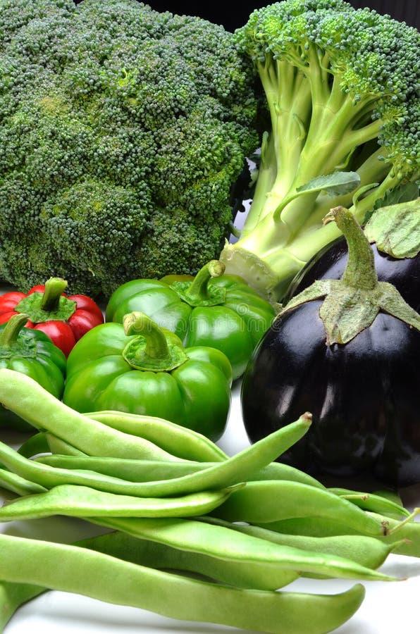 Download Vegetable combination stock photo. Image of eggplant - 27480556