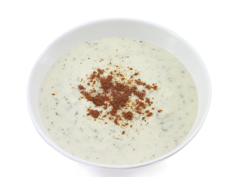 Download Vegetable Cream Soup; 2 Of 2 Stock Image - Image: 1012865