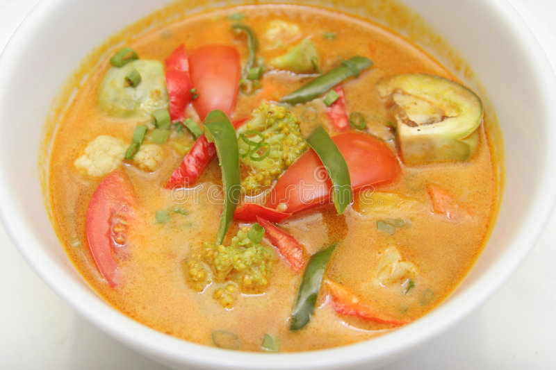 Download Vegetable curry asia food stock photo. Image of cuisines - 7851648