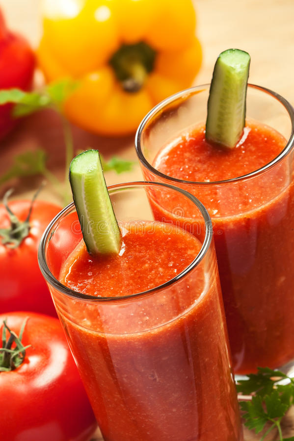 Free Vegetable Drink Stock Image - 27413341