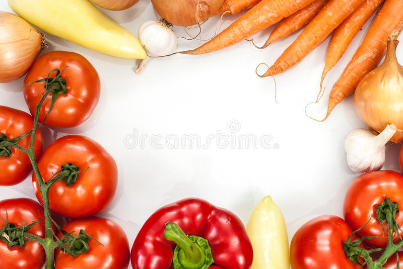 Vegetable fitness concept background. royalty free stock image