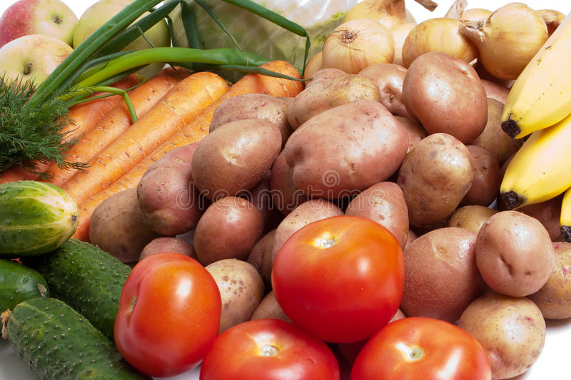 Vegetable food royalty free stock photo