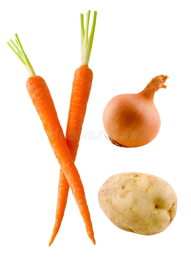 Vegetable group (2) stock images