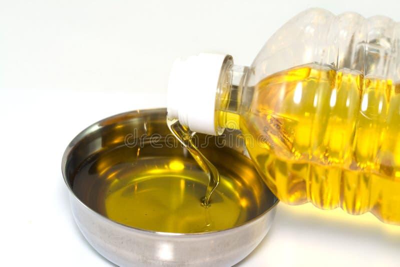 Vegetable Oil Royalty Free Stock Photos