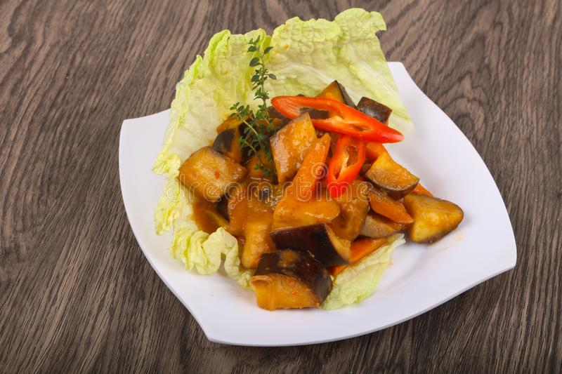 Vegetable rague stock images