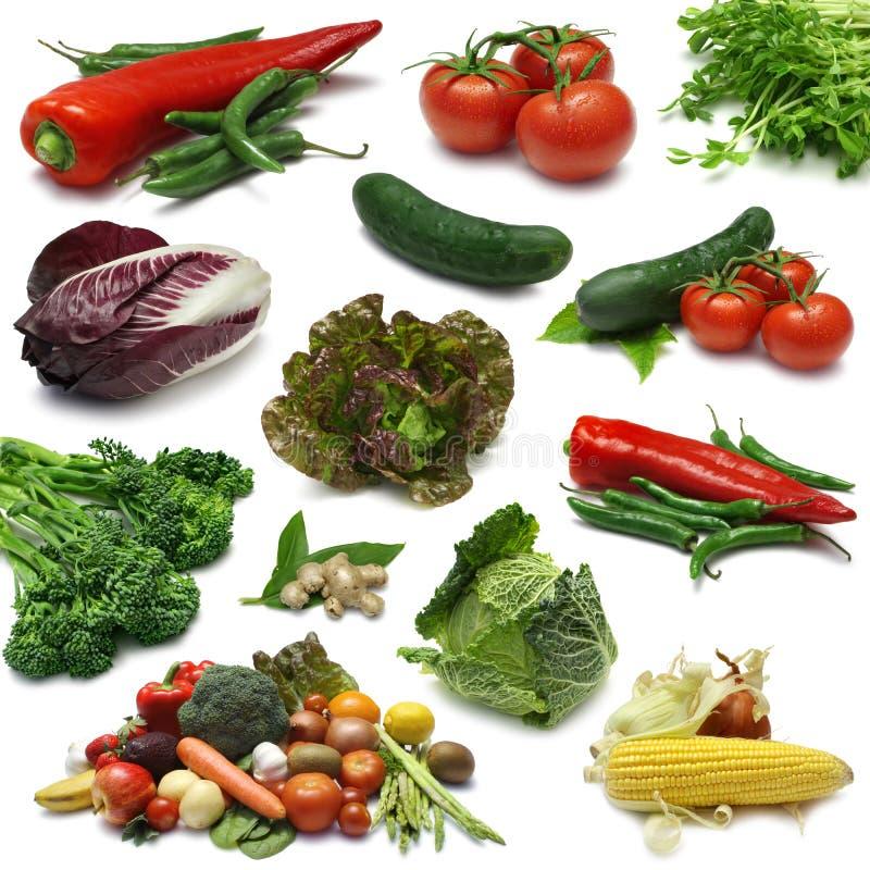 Free Vegetable Sampler Stock Photography - 7381752