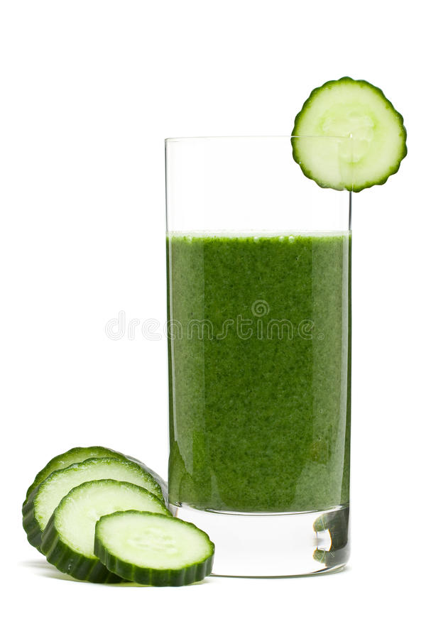Free Vegetable Smoothie Royalty Free Stock Photo - 19555655