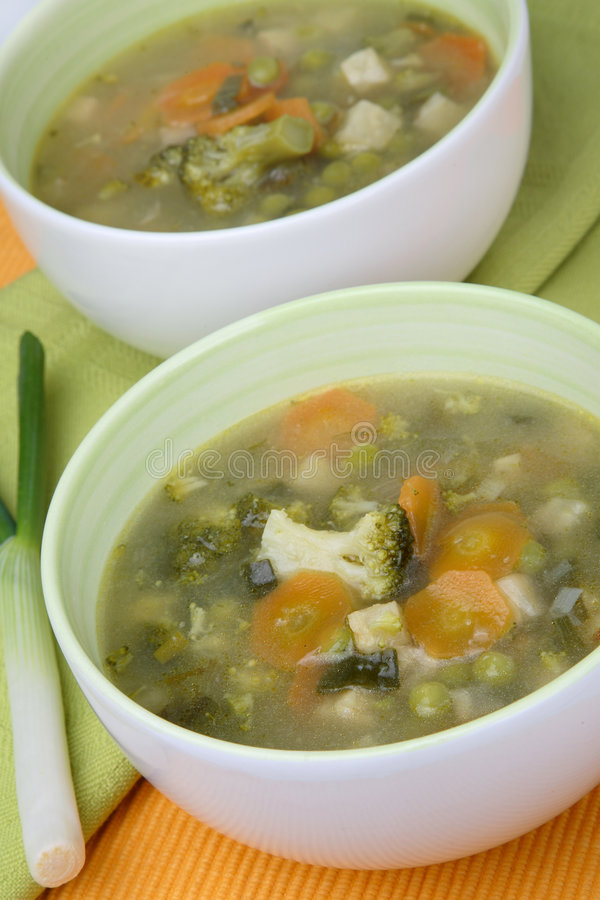 Download Vegetable Soup Stock Images - Image: 7828574