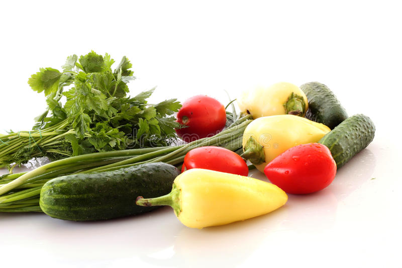 Download Vegetables stock image. Image of edible, food, group - 10836701