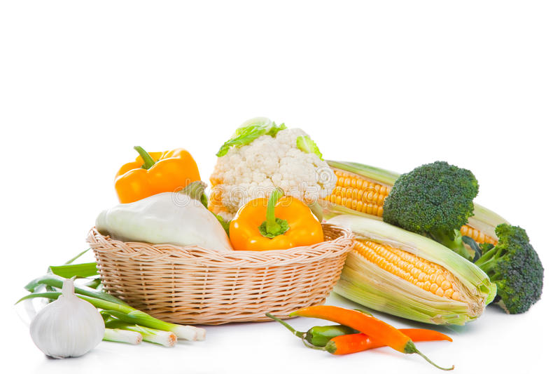 Download Vegetables stock photo. Image of background, bush, fruits - 21229092