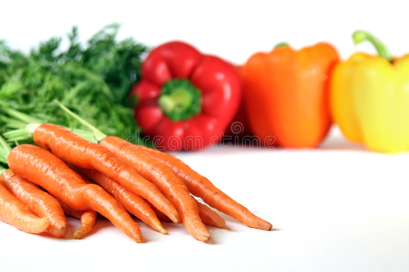 Download Vegetables stock photo. Image of orange, peppers, nutrition - 2824428