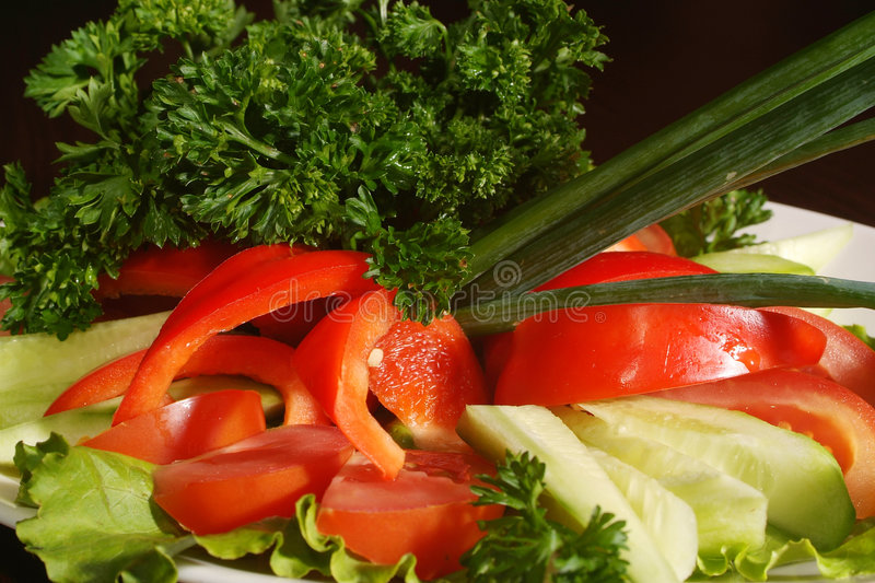 Download Vegetables stock photo. Image of salad, lettuce, lifestyle - 5967724