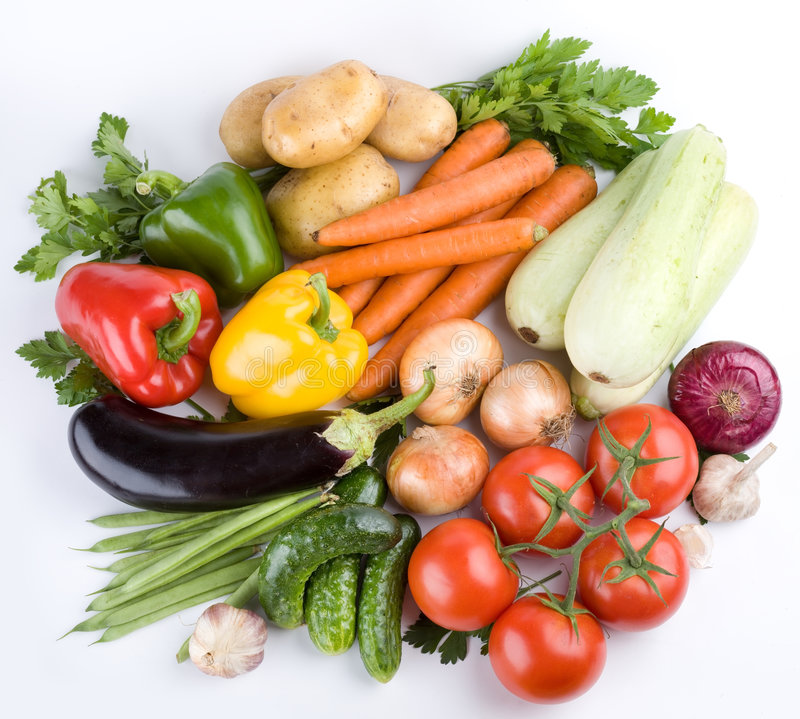 Free Vegetables Stock Photography - 7414372