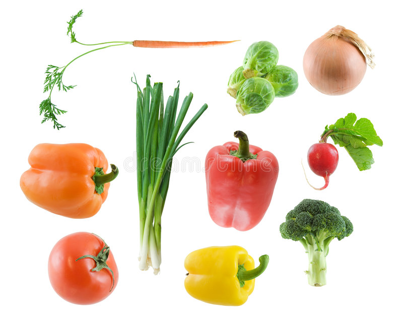 Vegetables Royalty Free Stock Photo