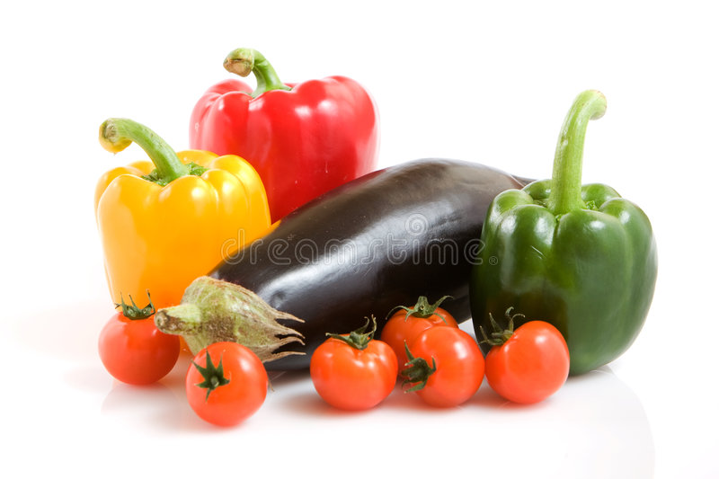 Download Vegetables stock photo. Image of capsicum, cherry, fresh - 8919406