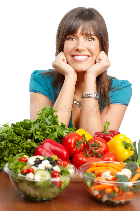 Free Vegetables And Fruits Stock Photos - 10799373