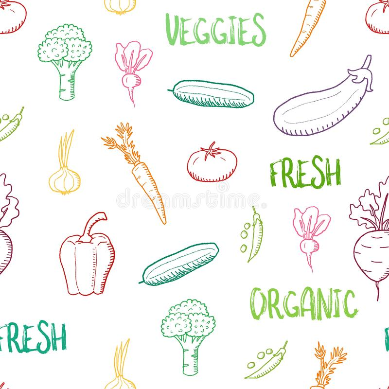 Vegetables background texture royalty free stock images