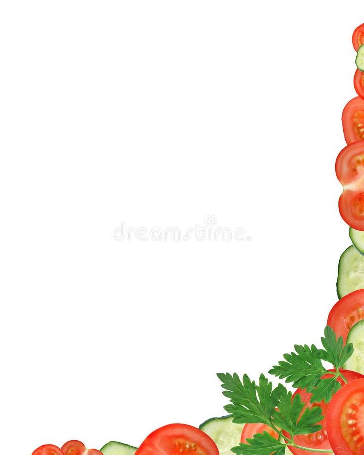 Download Vegetables Border stock image. Image of slice, freshness - 26928303