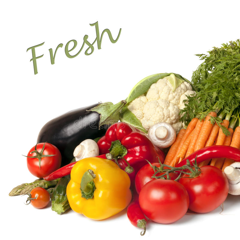 Download Vegetables Collection Stock Photo - Image: 30859140
