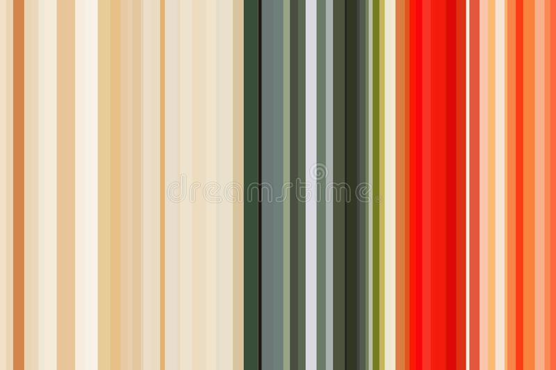 Vegetables concept, rainbow color. Colorful seamless stripes pattern. Abstract illustration background. Stylish modern trend color. S backdrop stock illustration