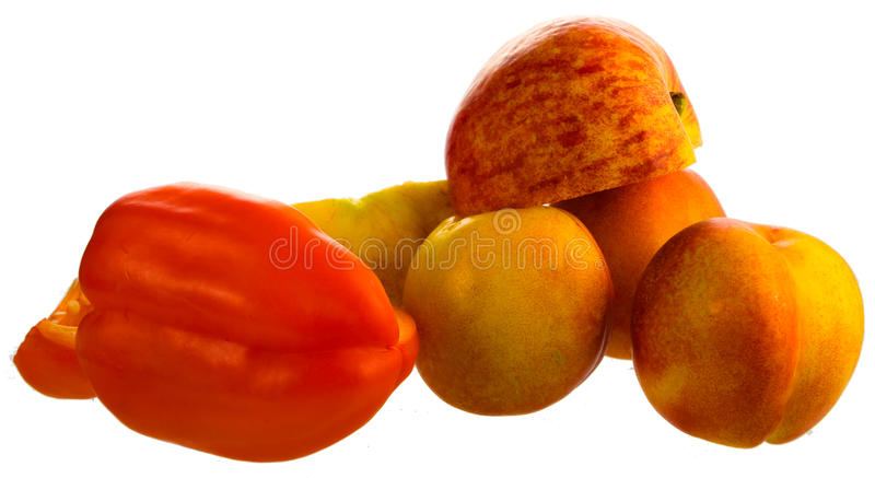 Vegetables fruit stock photography
