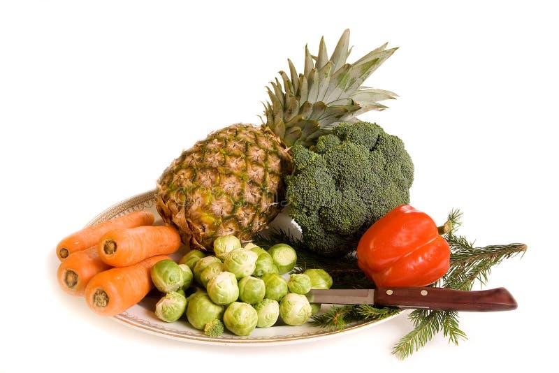 Vegetables & Fruit stock image