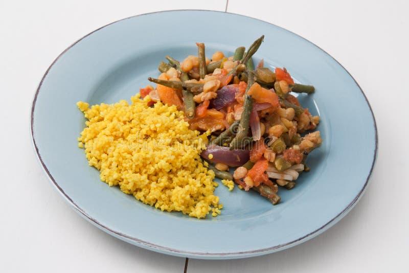 Vegetables Tajine Royalty Free Stock Image
