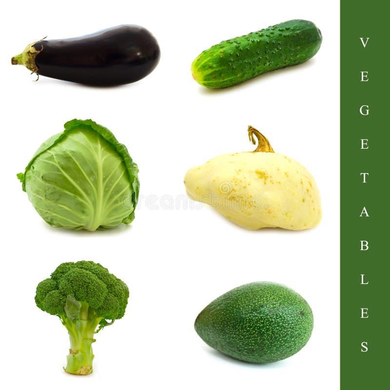 Vegetais diferentes fotografia de stock