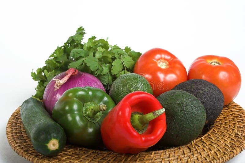Vegetais mexicanos foto de stock royalty free