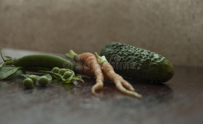 Vegetais novos foto de stock royalty free
