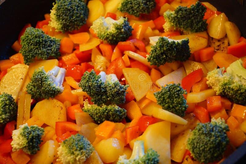 Vegetais para uma sopa foto de stock royalty free