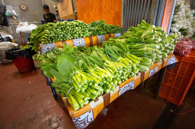 Vegetales in merca Panamá city. Vegetables, market in merca panama city, the most important market in the city royalty free stock images