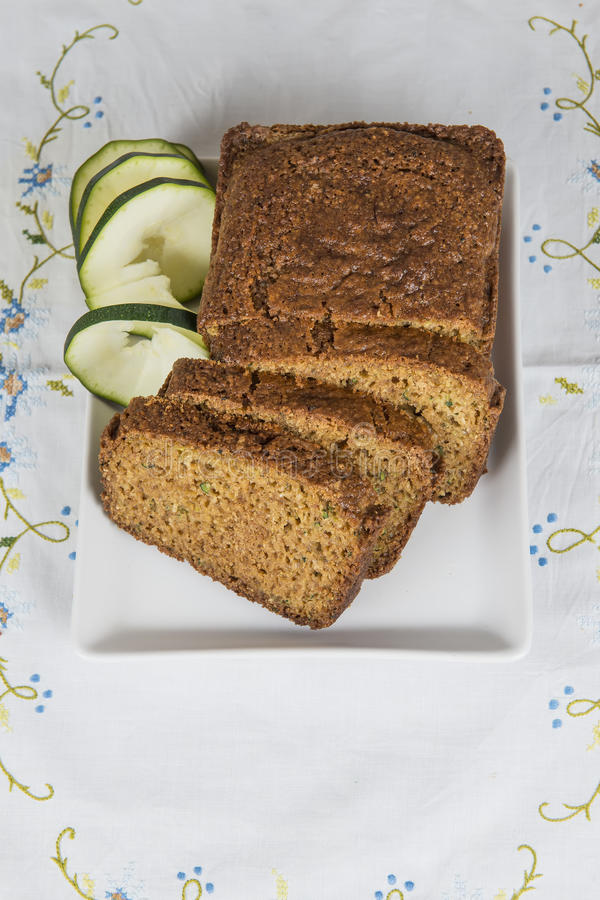 Vegetarian Cake Made With Vegetables Stock Photography