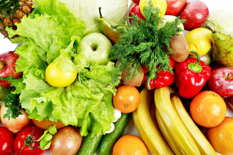 Vegetarian paradise stock images