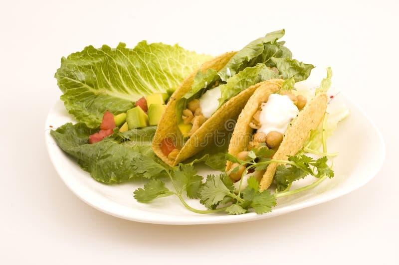 Download Vegetarian Tacos stock image. Image of close, tomatoes - 20914909