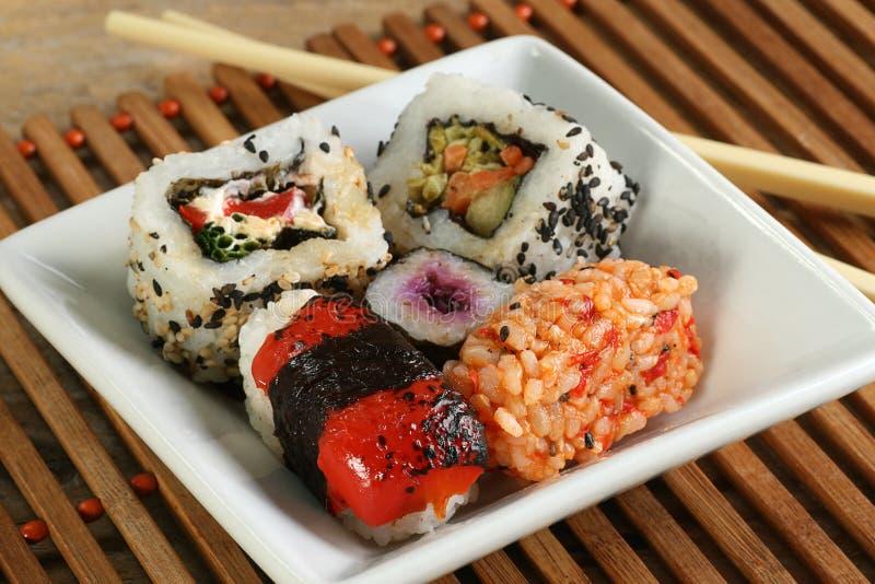 Vegetarian tofu royalty free stock photos