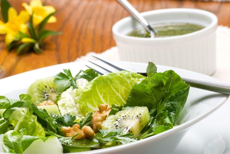 Vegetarisch diner stock afbeeldingen
