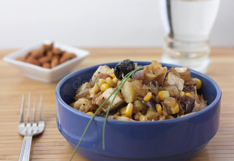 Download Vegetarisch Voedsel Stock Afbeelding - Afbeelding: 22920381