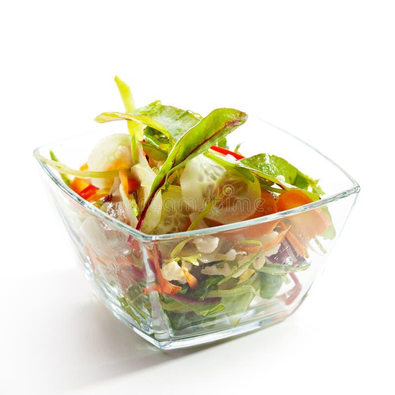 Vegetarische Salade stock foto
