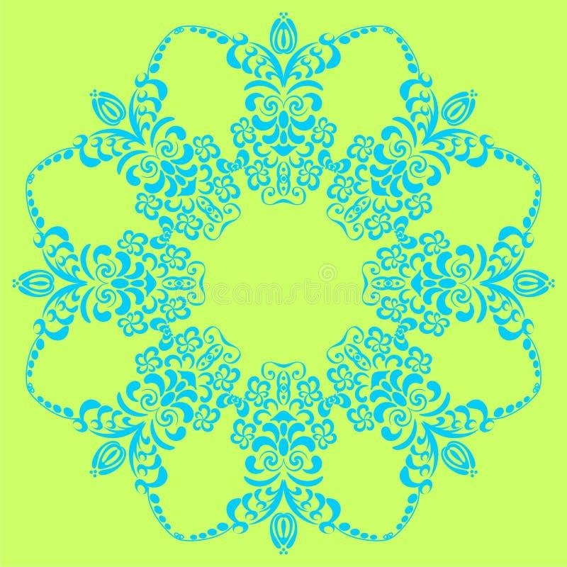 Download Vegetative Pattern Royalty Free Stock Photography - Image: 15425187